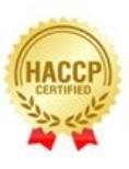 mah haccp certified