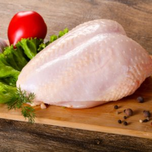 Boneless Chicken Breast - per kg (approx 200gm each)