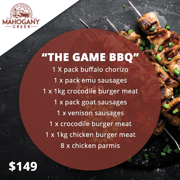 The Game BBQ