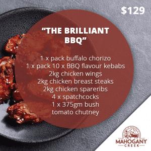 The Brilliant BBQ